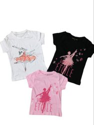 Energetic Original  girls T-shirt