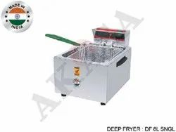 Akasa Indian Electric Single Deep Fryer 8Ltr