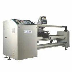 Unipack Automatic Adhesive Tape Slicing Machine