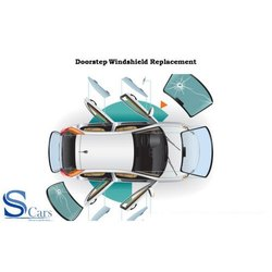 Car Doorstep Windshield Replacement Service