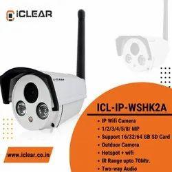 iCLEAR WiFi Camera