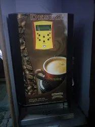 Desire Coffee Tea Vending Machiner maker