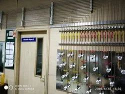 Gas Piping For  & Analytical Lab