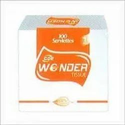 WONDER TISSUE PAPER Packet Of 100 Sheets, Box