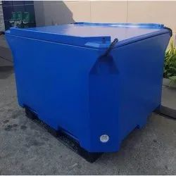 Puf Insulated Biodigester Tank