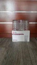 Transparent 6012BZ Drinking Glasses Set, For Home,Office