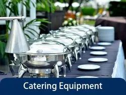 Rectangular Stainless Steel Catering Equipments, Capacity: 10 Ltr