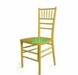 36-18-18 Goden Woven Chair, Finish: Golden
