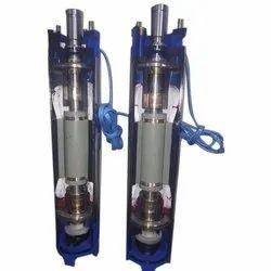 Three Phase 3 HP Water Pump Motor
