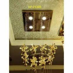 Fancy Hanging LED Chandelier