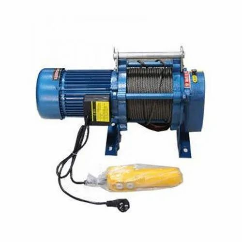 Damar Brand KCD Winch - 220 Volts