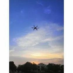 Drone Videography Service, Area / Size: 200km