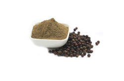 Hot,Biting And Pungent Organic Black Pepper Powder, Packaging Size: 1 Kg