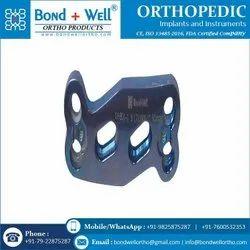 Orthopedic Lock Screw For Cervical Plate