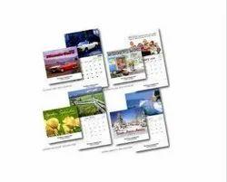 24-48 Hrs Paper Calendar Printing Service, in Noida