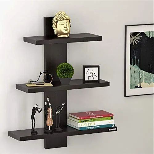 Skywooden Wall Shelf Mounted Shelves For Bedroom Living Room Wall Decor Decorative Display In Eid Ghah Road Saharanpur Skywooden Id 22660676888