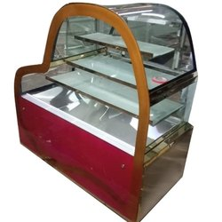Korean Sweet Display Counter