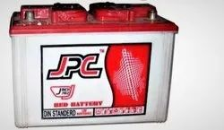 JPC Automotive Red Battery