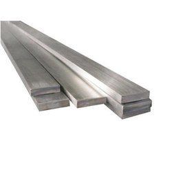 18 Mm Silver Mild Steel Flats, For Construction, 6 M