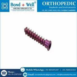 6.5 Mm Low Profile Cancellous Screw