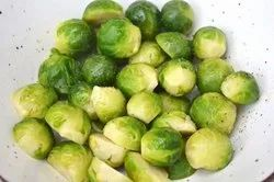 A Grade Green Brussels Sprouts, Packaging Type: Carton, Packaging Size: 5 Kg