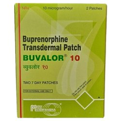 Buprenorphine Transdermal Patch