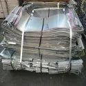 Aluminuim Silver Aluminium Sheet Scrap, For Melting