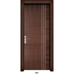 Glossy PVC Laminate Doors, For Home, Interior
