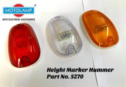 Bus Height Marker Lamp
