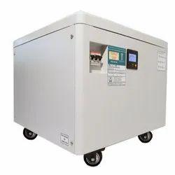 Automatic 98% Static Voltage Stabilizer, 415V, 320 V