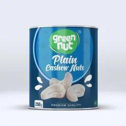 250 Gm Plain Cashew Nut