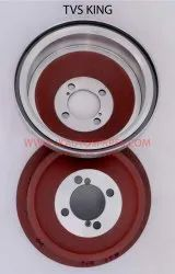 Brake Drum For TVS KING