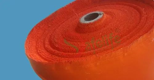Silicone Rubber Coated Fire Blanket