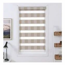 PVC White Zebra Blind