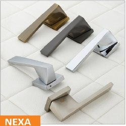 Nexa Brass Mortise Handle