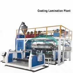 Extrusion Line Film Coating Machine