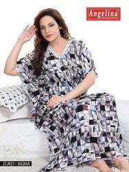 Kaftan Night gown