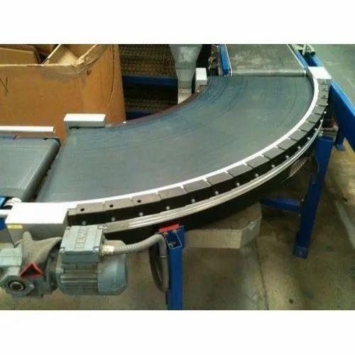 PU Curve Conveyor System