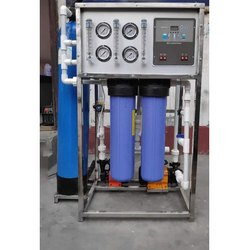 FRP Mini Industrial RO Plant
