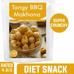 Tangy BBQ Roasted Makhna, Packaging Size: 200 Grams