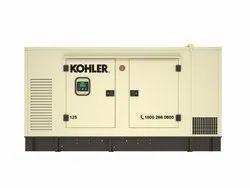 KDG0125P1 Kohler 125KVA 3 Phase Silent Diesel Generator