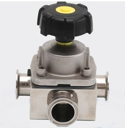 CRANE SOUNDERS BLOCK TYPE DIAPHRAGM VALVES