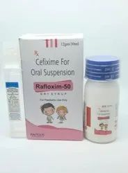 Cefixime For Oral Suspension