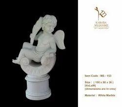 Marble Medium Statue