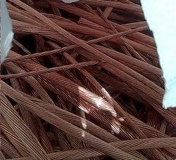 99.98 % Red Copper Wire scrap, Grade: Grade A, Packaging Size: 50 Kg