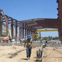 Concrete Frame Structures Commercial Projects Office Building Construction Service