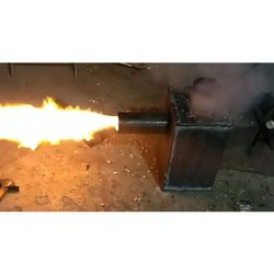 MS Biomass Pellet Burner, Capacity: 2 Lakh Kcal