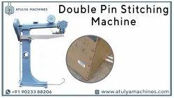 Double Pin Box Stitching Machine