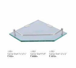 Prima Series Corner Glass Shelf