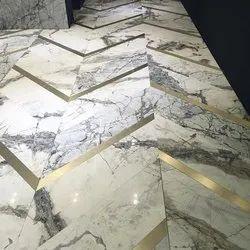 Corporate Building Marble Flooring Service